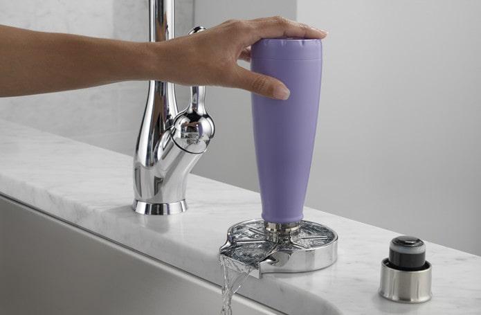 グラス洗いを超楽にしてくれるFirst Wave Glass Rinser
