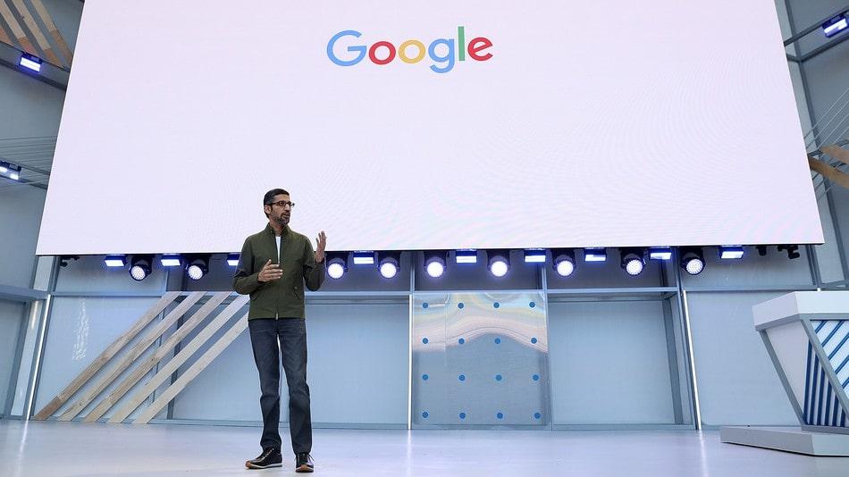 Google I/O開催