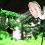 夏ミニ扇風機2選