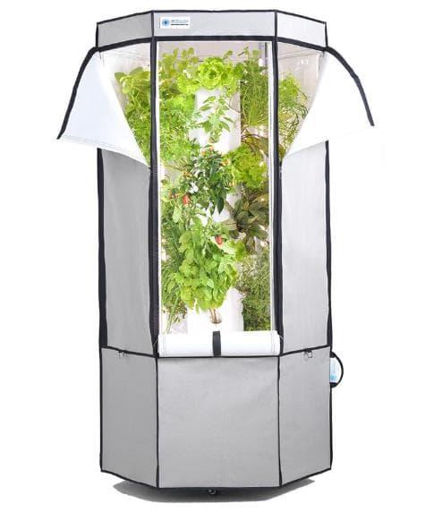縦型室内家庭菜園Aerospring