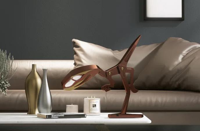 ティラノサウルステーブルライトRaptor Lamp 2.0