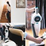 元ダイソン専門家が開発した世界最高機能コードレス掃除機Lupe