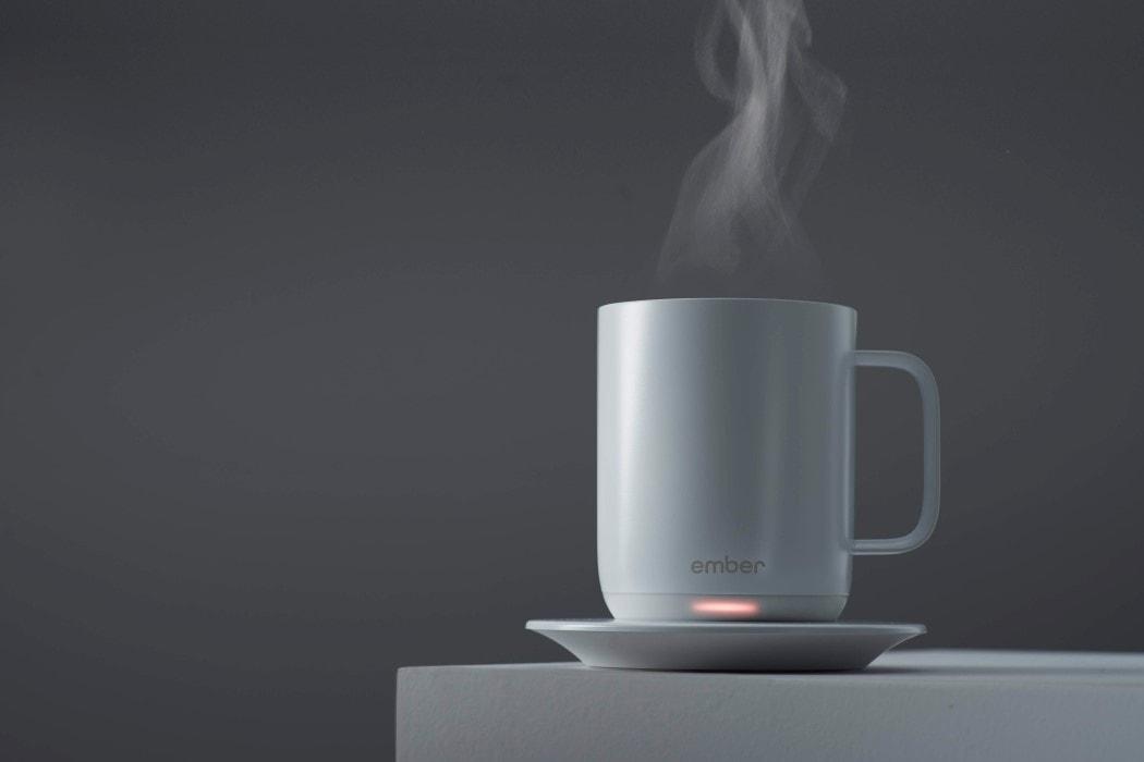 ずっとホットコーヒーが飲めるカップEmber