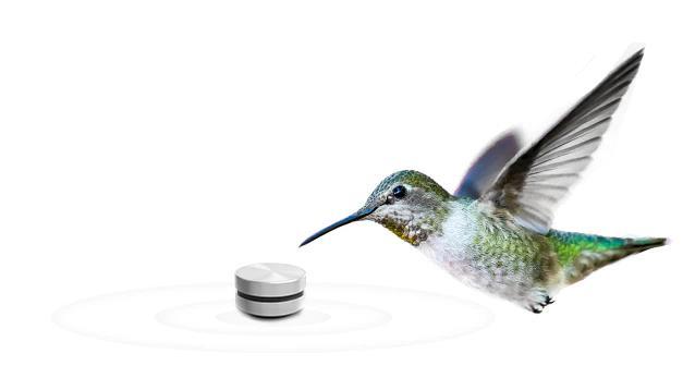 世界で最も小さい骨伝導スピーカーHUMBIRD SPEAKER