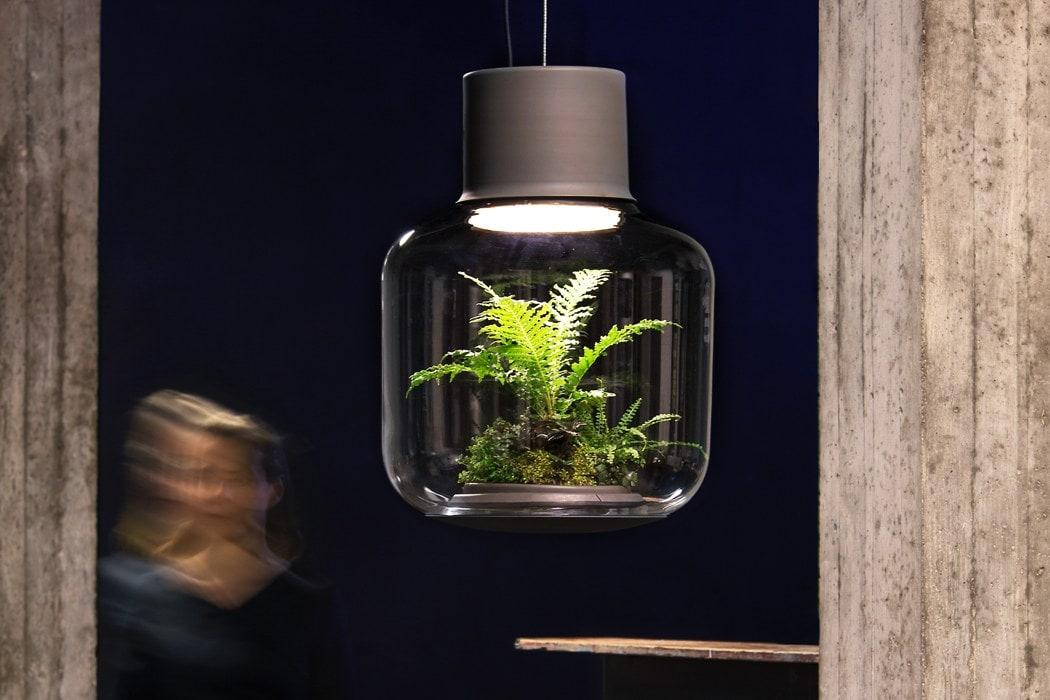 植物反射で自然の光にするライトMygdal Plantlight