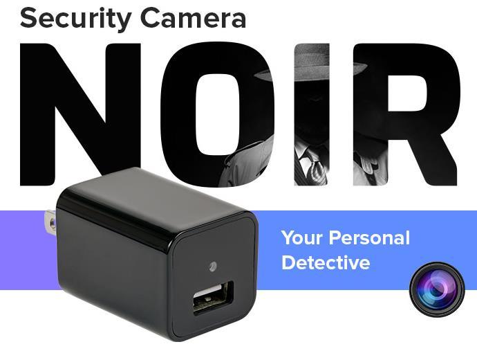 密かに防犯してくれるカメラNOIR