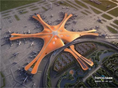 北京大興国際空港運営開始
