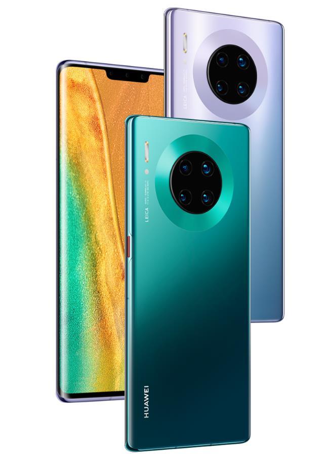 Huawei mate 30新発売