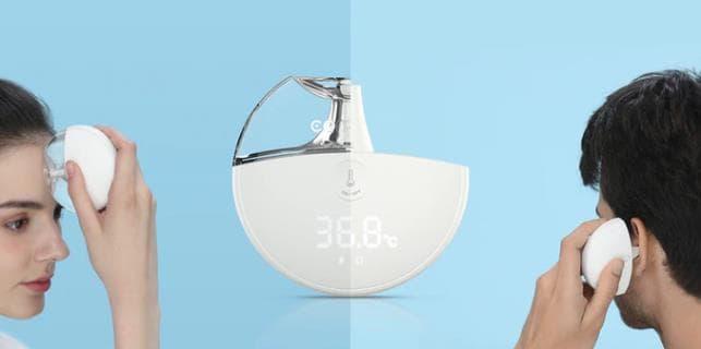 秒速で体温を測るThermArt