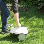 全自動庭芝刈り機Mora
