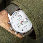 暴力を平和に変える腕時計Triwa2