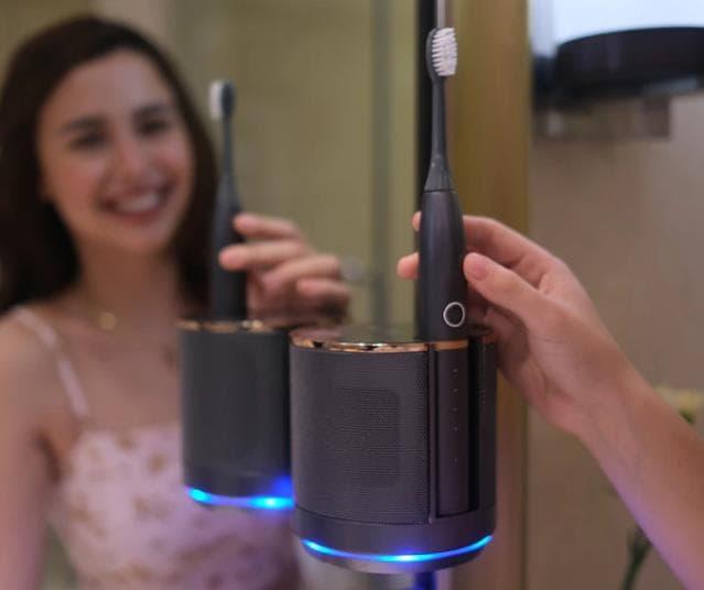 毎日の歯磨きを楽にする電動歯ブラシWavee