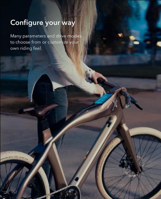 究極の電動アシスト自転車Xone ebike