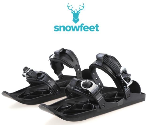 新感覚スキーができる板Snowfeet II