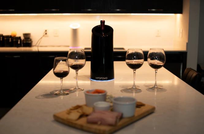 ワインを上品にするVino Novo