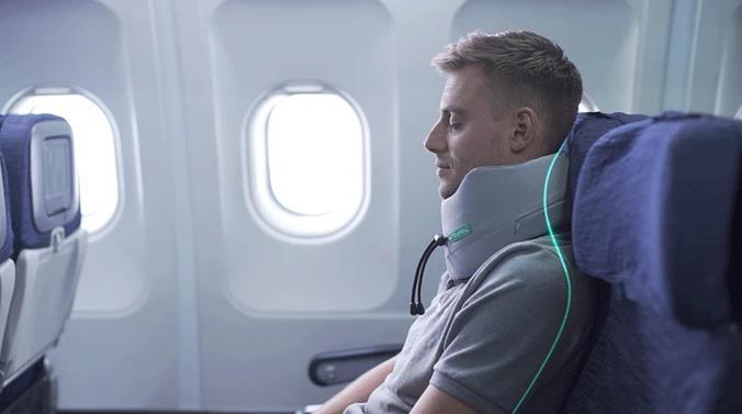 360度しっかり首をサポートするTripPal